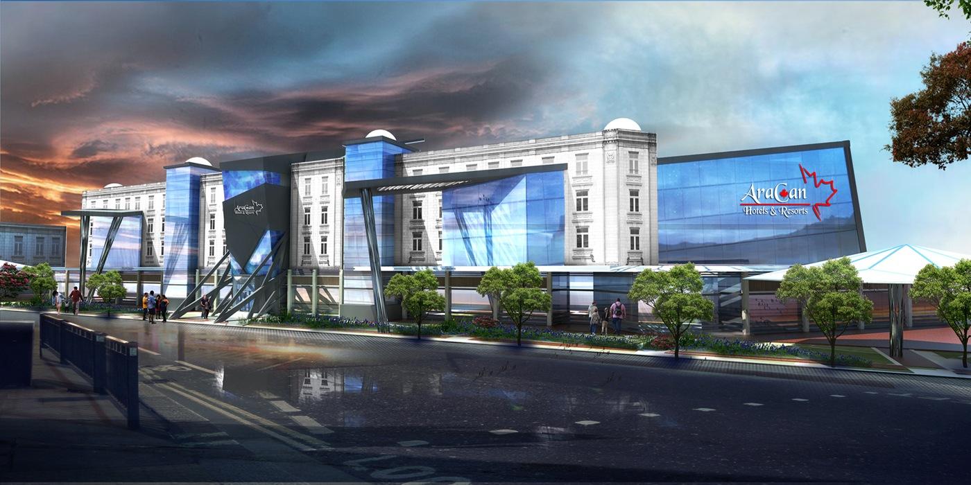 Aracan Hotels & Resorts