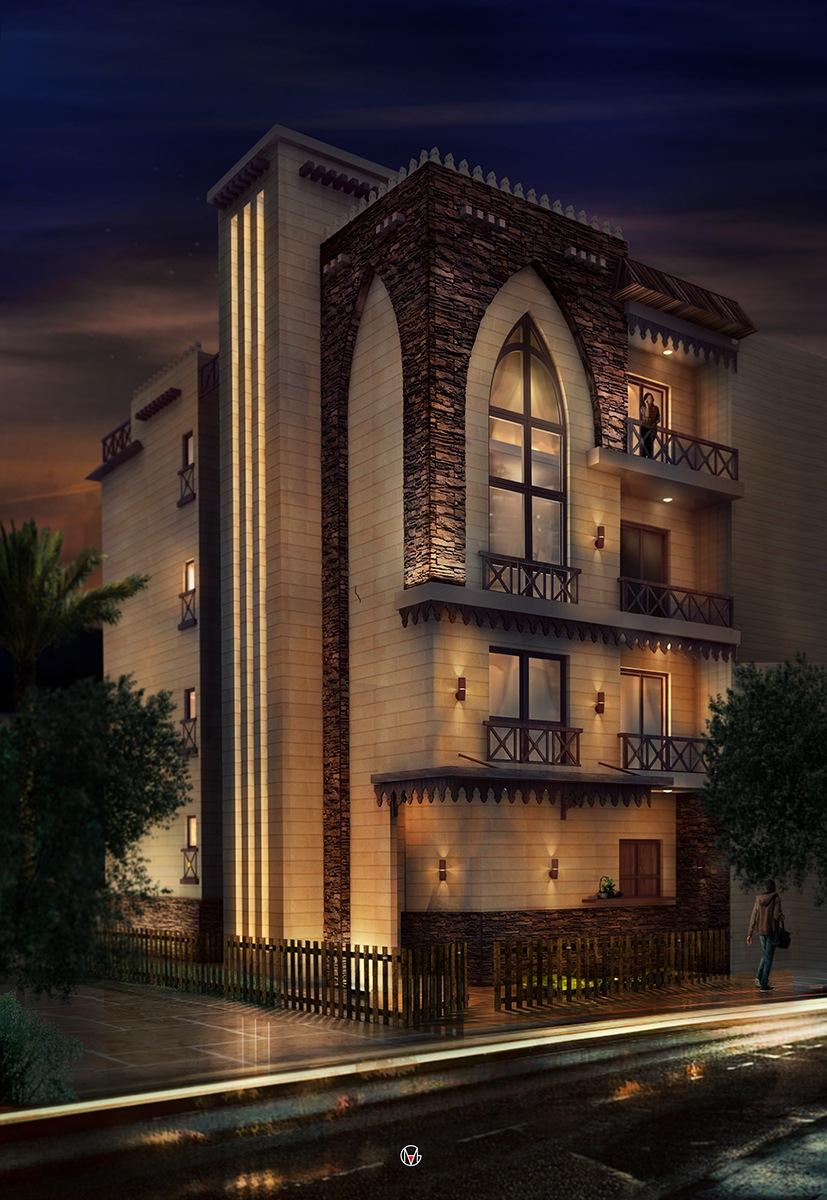Modern Islamic Residential