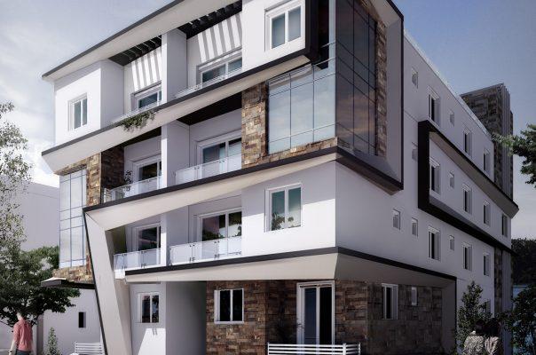 Ultra-Modern Residential