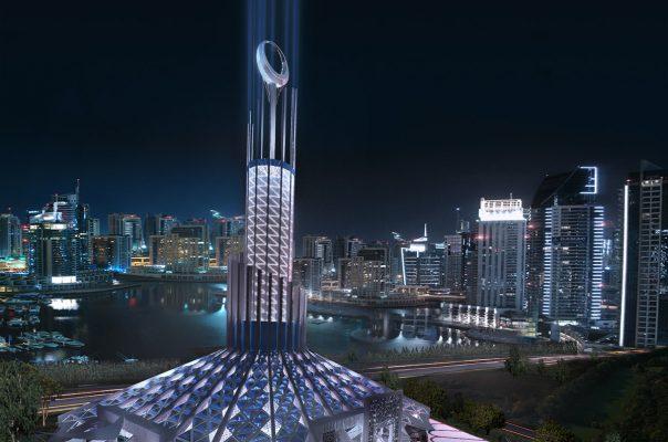 Iconic Mosque | Dubai
