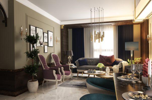 New-Classic Apartment